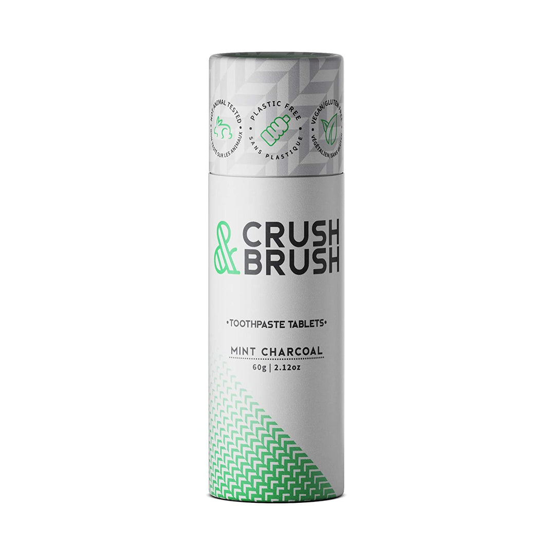 NN Crush & Brush Charcoal 60g