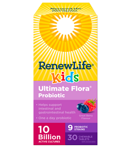 RL Ultimate Flora Kids 10B 60chews