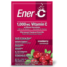 Load image into Gallery viewer, Ener-C Multivitamin Drink Mix - Cranberry