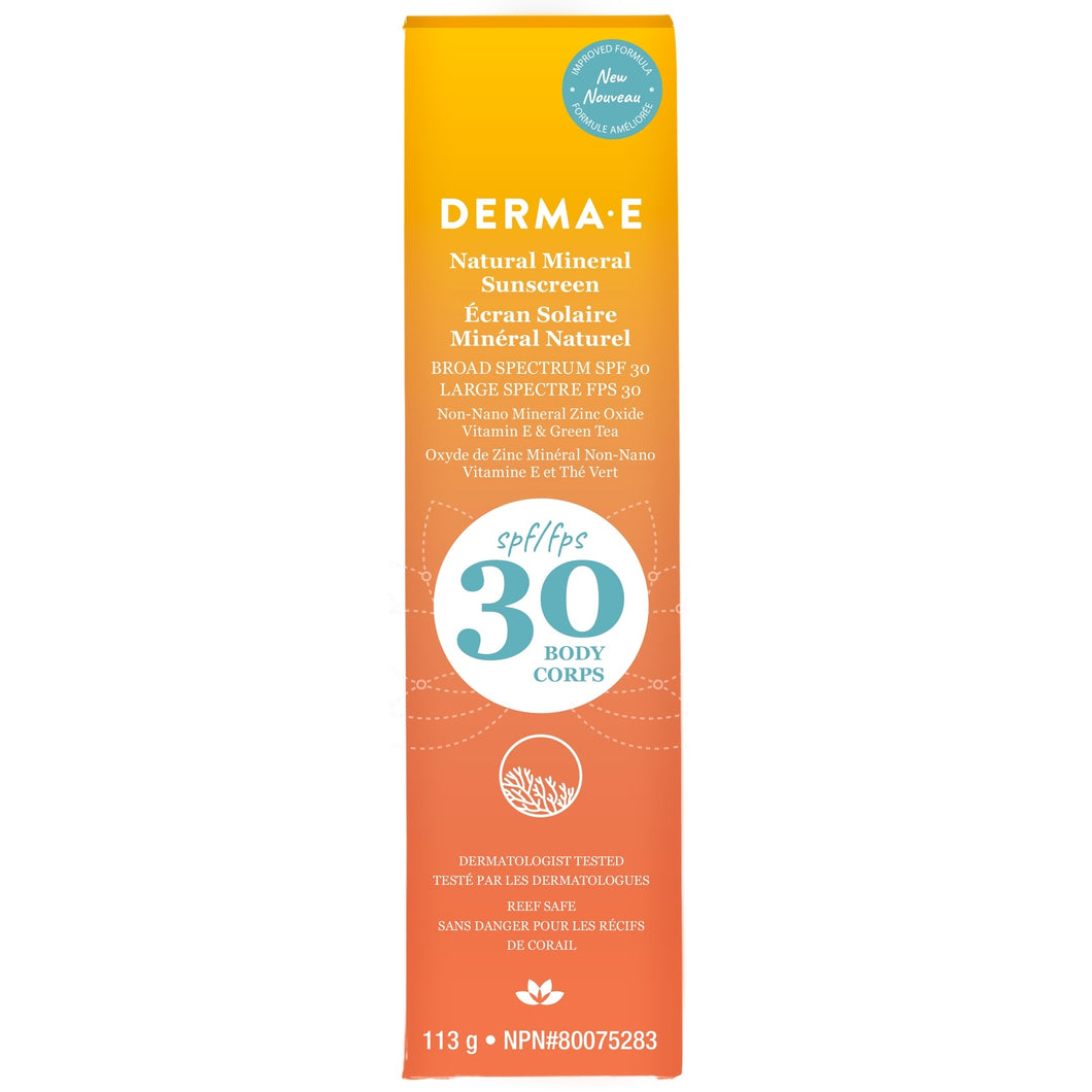 Dermae Sunscreen Body SPF30 113g