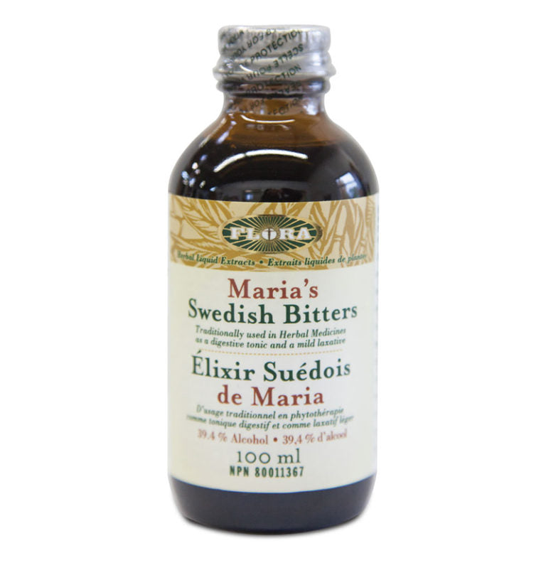 Flora Swedish Bitters W/A 100ml