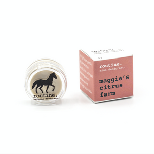 Maggie's Citrus Farm Deodorant Sample 5ml