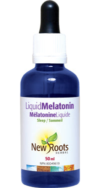 NR Liquid Melatonin 120mcg 50ml