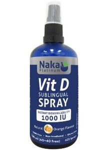 NP Vitamin D3 Spray 100ml