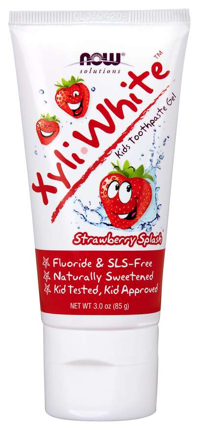 Kids' Xyliwhite Strawberry 85g