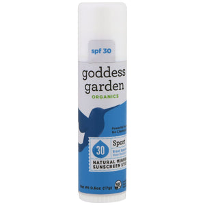GG Sport Sunscreen Sticks