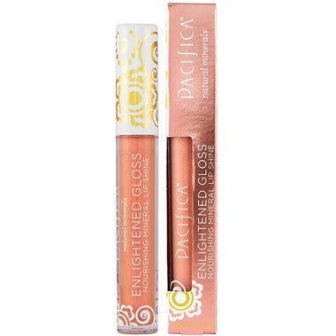 Pacifica Mineral Lip Gloss Nudist 2.8g