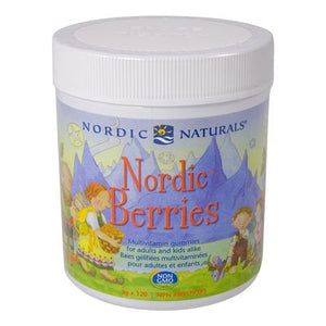 Nordic Berries Child Multi 120chews