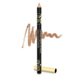 IO Organic Lip Pencil Nude Delight 1.2g