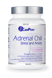 CanPrev Adrenal Chill 90 Vegetarian Capsules