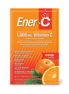 Ener-C Multivitamin Drink Mix - Orange