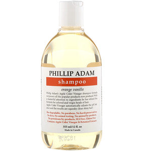 Phillip Adam ACV Orange Vanilla Shampoo 355ml