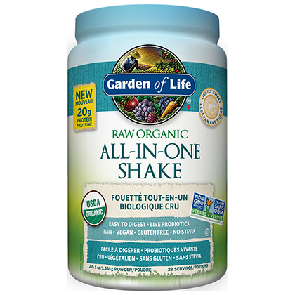 Garden Of Life All-In-One Shake Original 1038g
