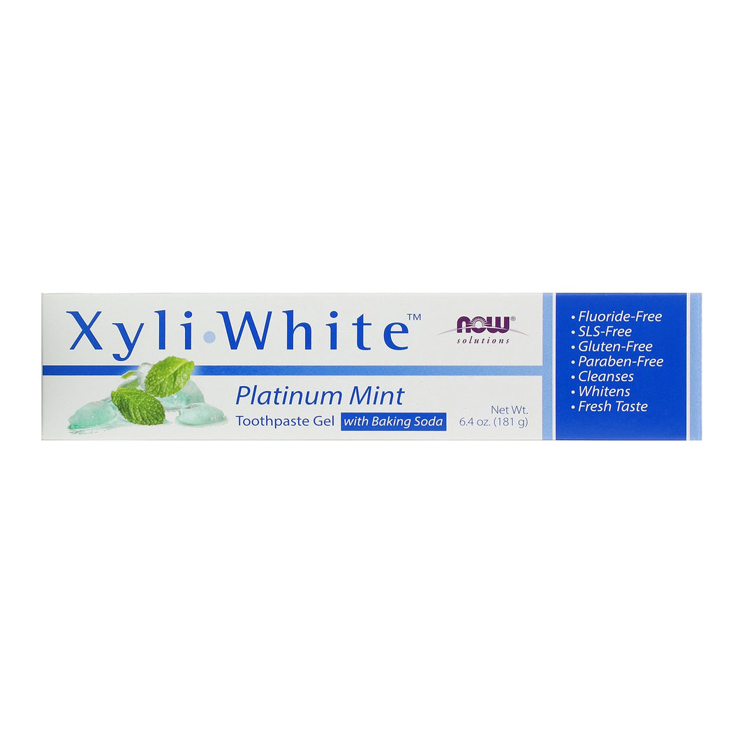 Xyliwhite Baking Soda Mint Gel 181g