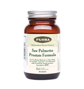 Flora Saw Palmetto 60 softgels