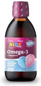 Sealicious Cotton Candy Kids 250ml