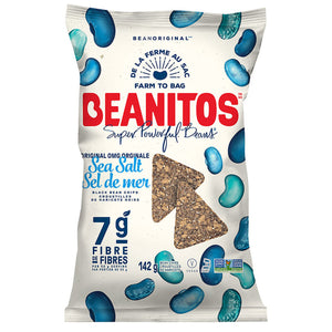 Beanitos Original Black Bean and Sea Salt Chips 170g