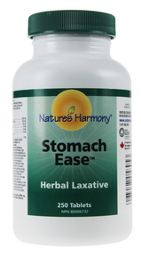 Stomach Ease Herbal Laxative 250tab