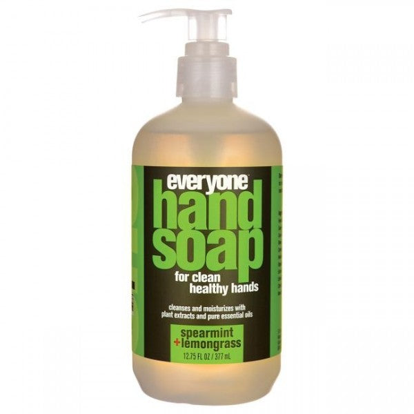 EO Hand Soap Spearmint Lemongrass 377ml