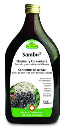 Sambu Elderberry Concentrate 500ml