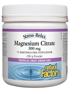 NF Magnesium Citrate Tropical 250g