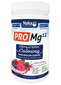 NP Magnesium Citrate Berry 250mg