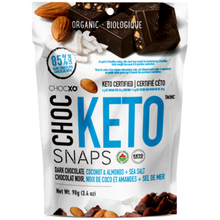Load image into Gallery viewer, ChocXO Keto Snaps 98g