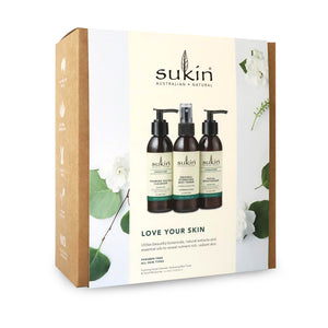 Sukin Love Your Skin Kit 3x125ml