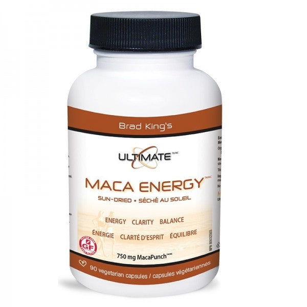 Ultimate Maca Energy 90cap BOGO