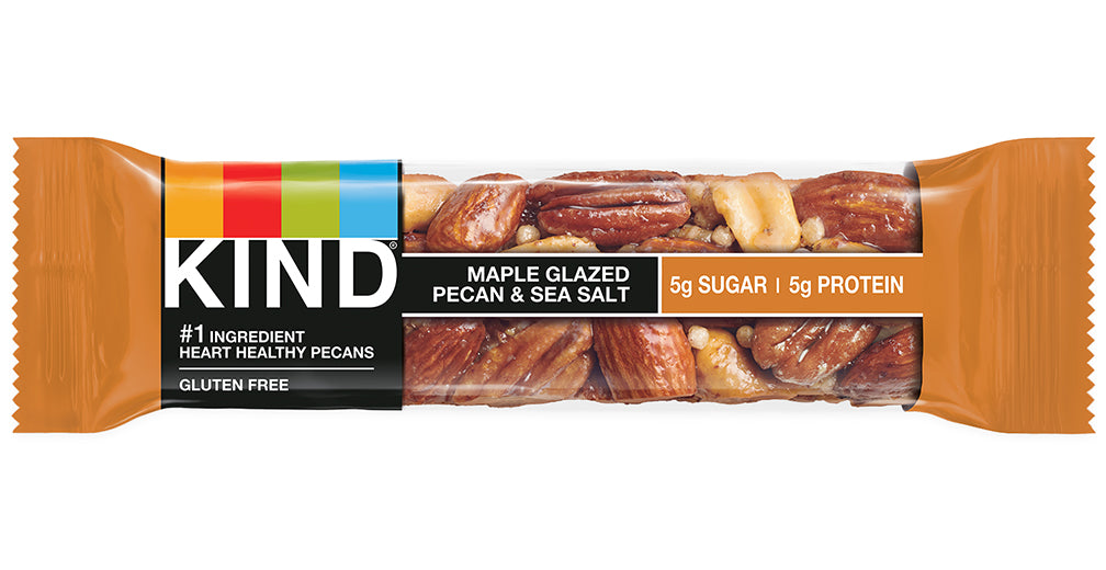 KIND Maple Pecan and Sea Salt Nut Bar 40g