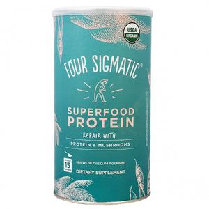 Four Sigmatic Superfood Mushroom Protein 480g