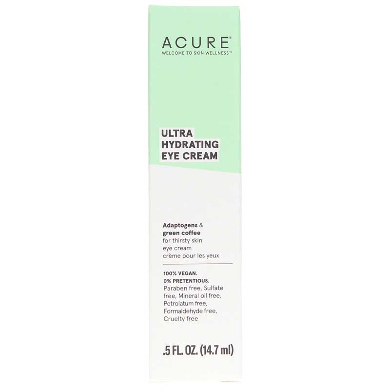 Acure Ultra Hydrating Eye Cream 14.7ml