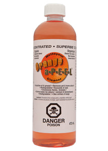 Orange aPEEL Cleaner 473mL