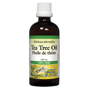 Natural Factors Tea Tree Oil 100ml