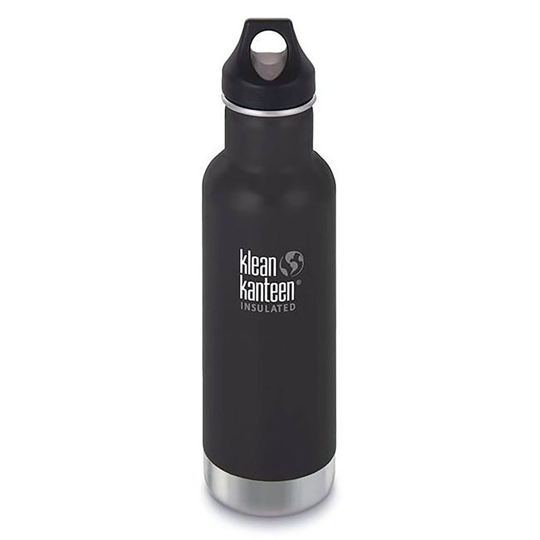 Klean Kanteen Isulated Classic Shale Black 592ml