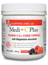 Load image into Gallery viewer, Medi-C Magnesium Berry 300g