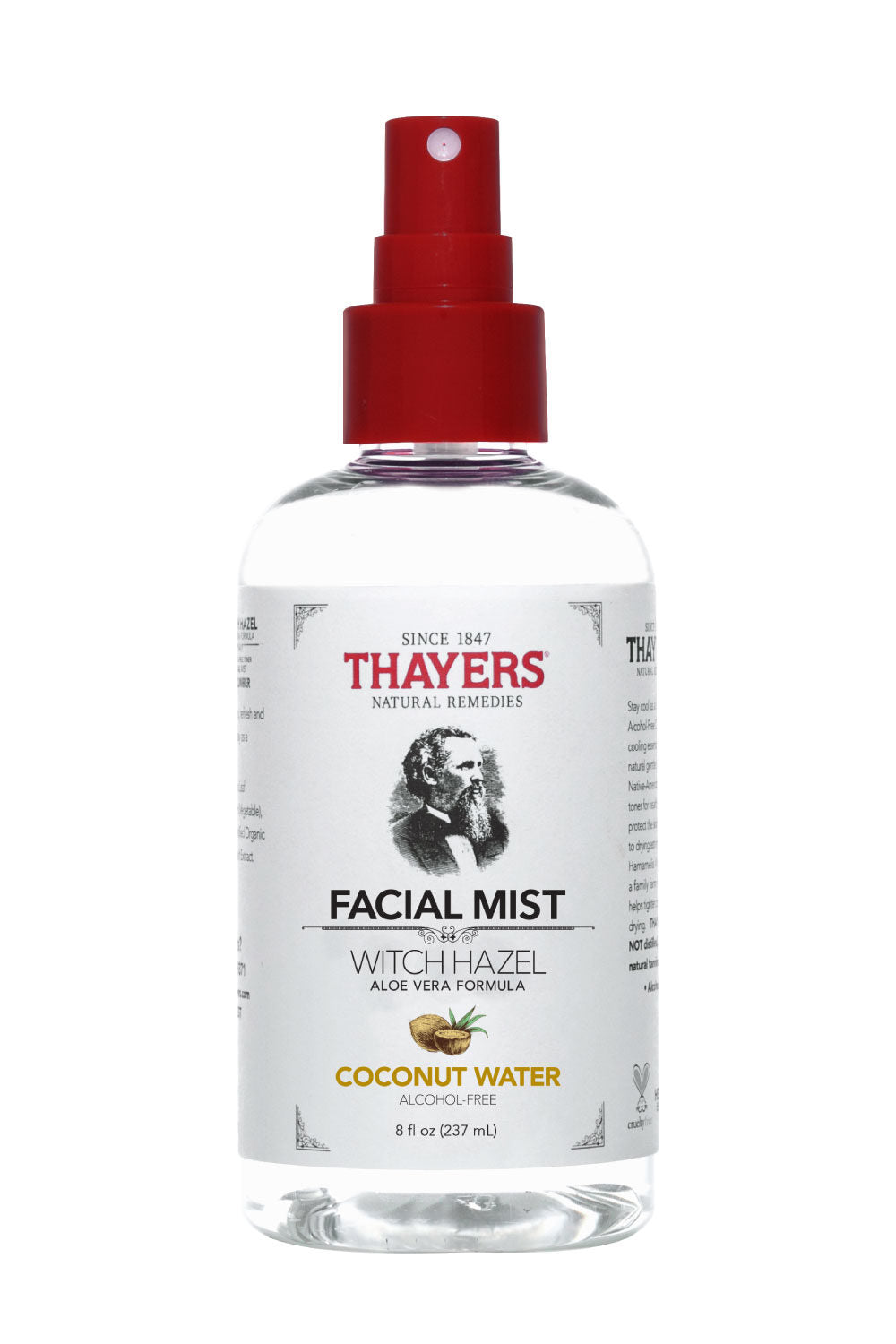 Thayer's Coconut Witch Hazel 8oz