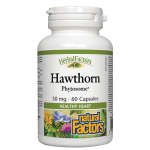 NF Hawthorn Extract 50mg 60cap