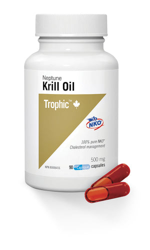 Trophic Krill Oil 90cap