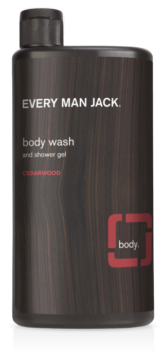 EMJ Body Wash Cedarwood 500ml