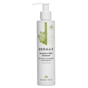 DermaE Sensitive Skin Cleanser 175ml