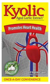 Kyolic Garlic Extract 600mg 30cplt