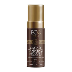 ET Cacao Tanning Mousse 125ml