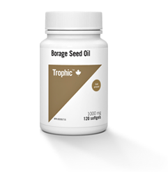 Borage Seed Oil 60 softgels