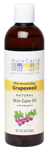 Load image into Gallery viewer, Aura Cacia Grapeseed Oil 473ml