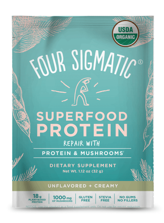 Four Sigmatic Superfood Mushroom Protein (32g)