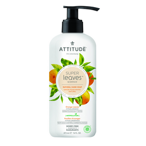 Attitude Hand Soap Orange 473ml