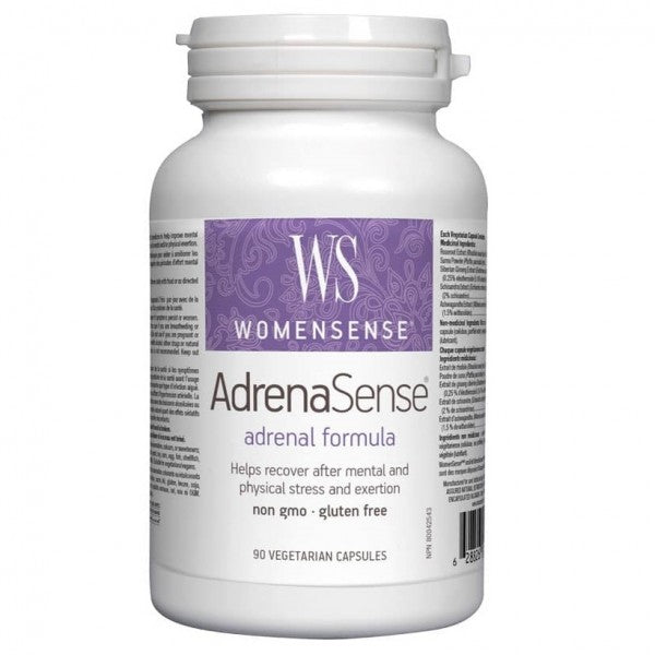 WomenSense AdrenaSense 90 Vegetable Capsules
