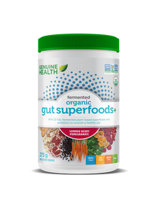 Fermented Gut Superfood Berry 273g