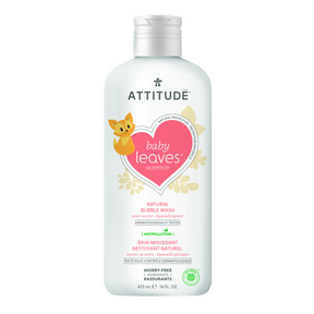 Attitude Bubble Wash Pear Nectar 473ml